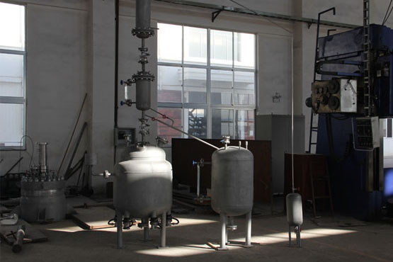 不锈钢反应釜成套设备