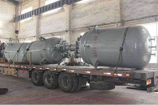 江西8台高压加氢反应釜