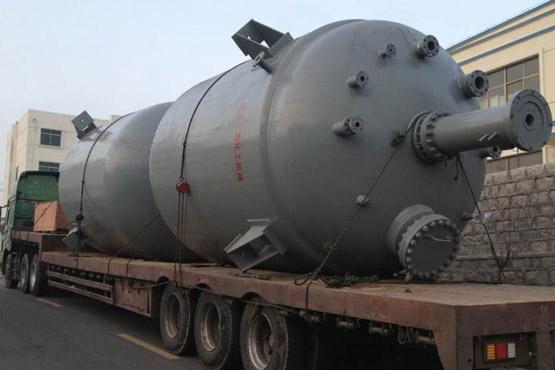郴州25000L钛材湿法冶金反应釜