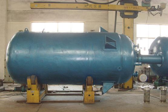 钛复合板反应釜